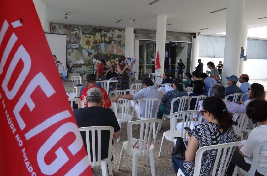 Goiânia: saúde realiza assembleia geral nesta quinta-feira