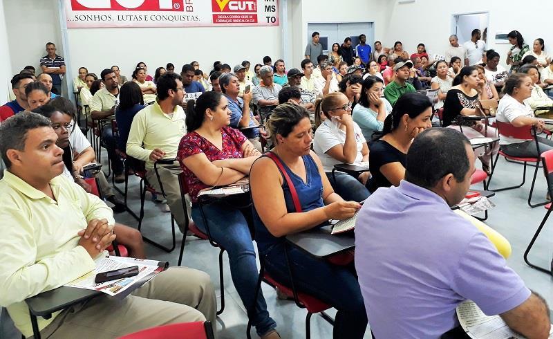 Plano de Carreira é tema de assembleia dos agentes de Goiânia nesta quinta-feira