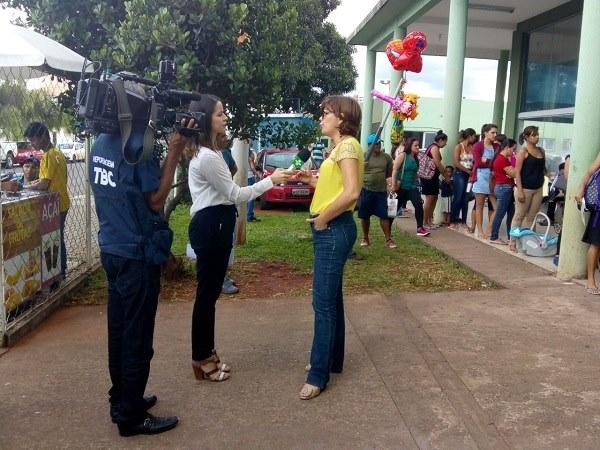 Cais de Campinas retrata caos na rede municipal de saúde de Goiânia