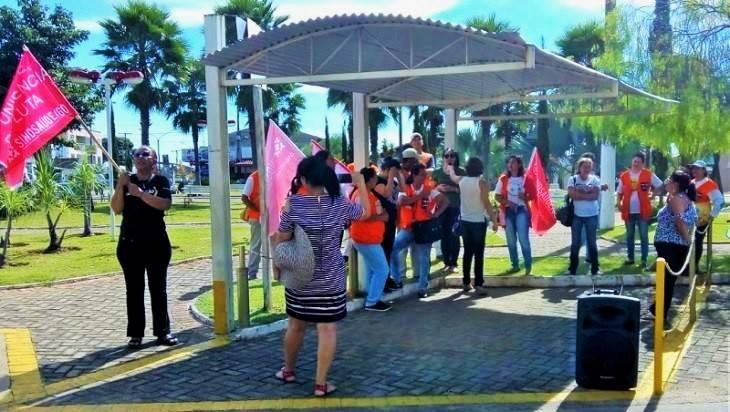 Vitória! Após mobilizações dos servidores de Aragoiânia, prefeitura atende reivindicações