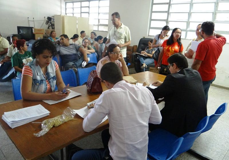 Sindsaúde leva atendimento jurídico para ACS e ACE de Goiânia