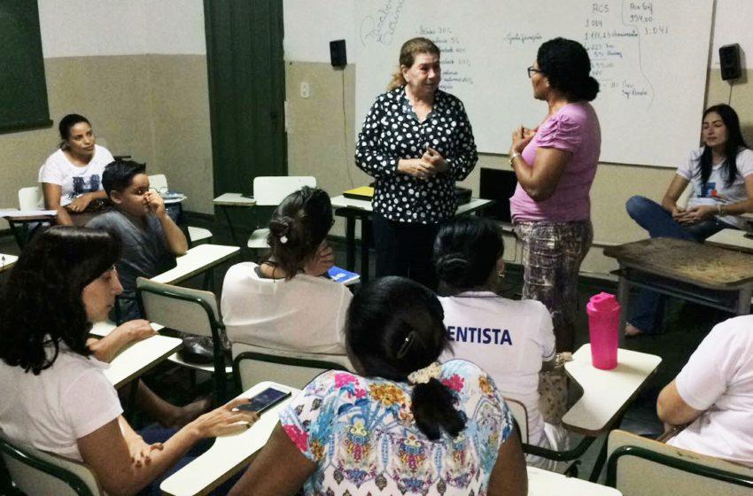 Assembleia em São Domingos garante conquista a servidores da saúde
