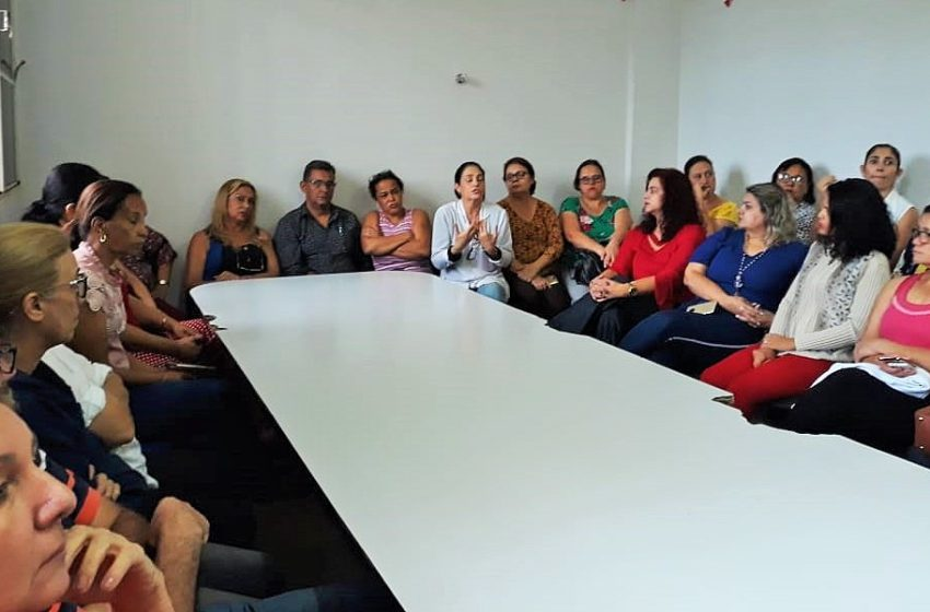 Servidores e usuários se mobilizam contra possível fechamento do Centro de Referência em DST,s de Goiânia