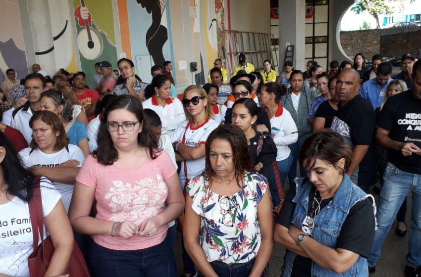 Servidores de Anápolis acatam proposta sobre titulação