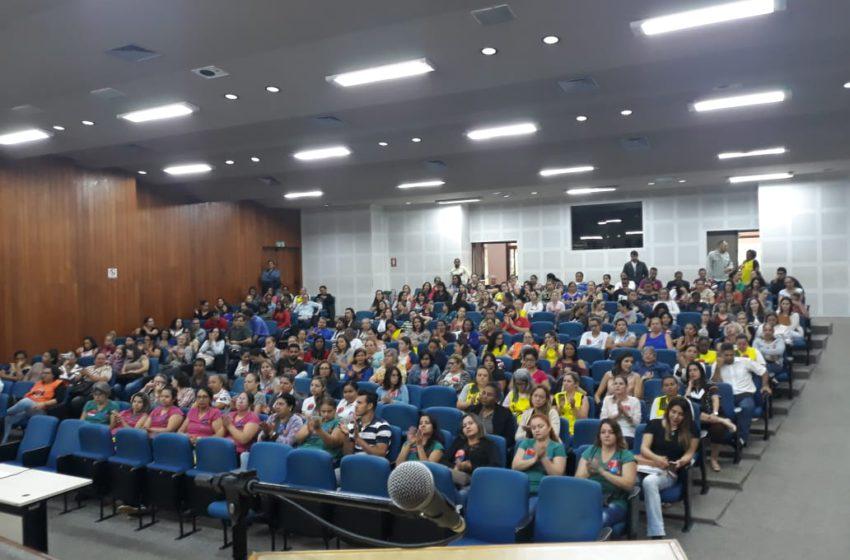Servidores da Estratégia apresentam à prefeitura de Goiânia contraproposta para escala de trabalho