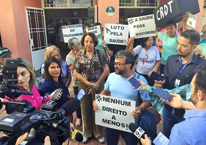 Prefeitura de Goiânia fecha unidade referência no tratamento da Aids