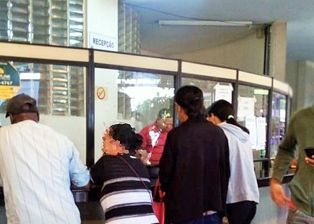 Pacientes ainda buscam atendimento no Centro de Referência de Goiânia