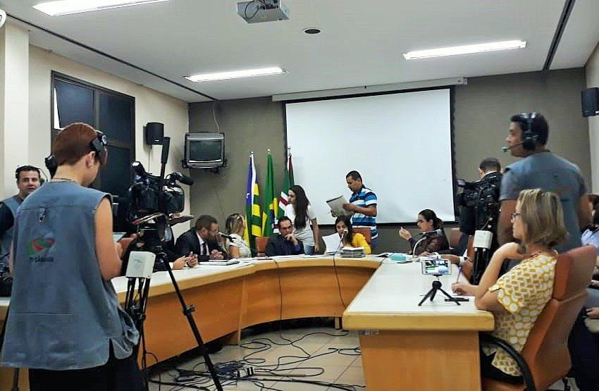 Goiânia: CCJ aprova novo projeto da data-base e volta a incluir retroatividade
