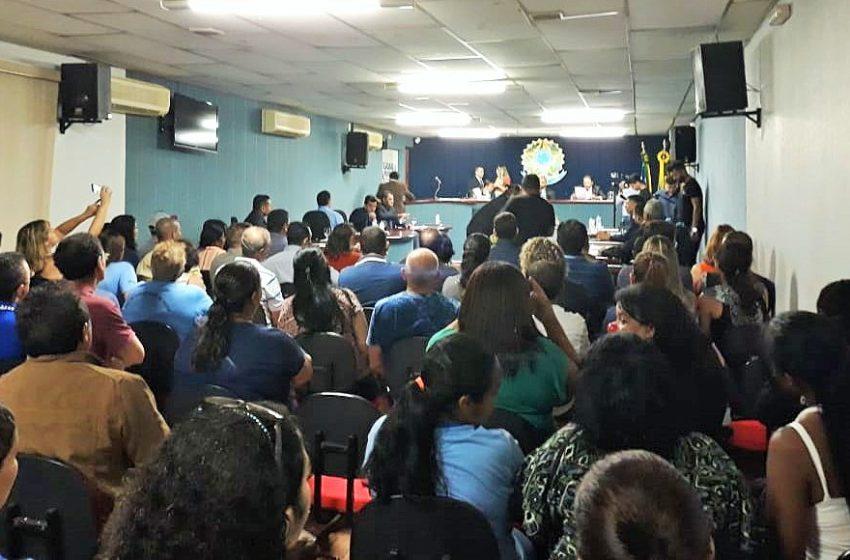 Senador Canedo: projeto de lei que altera plano de carreira chega à Câmara