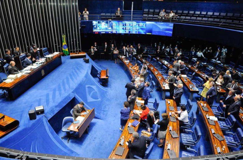 Senado aprova corte de 50% em recurso destinado à Saúde e Educação
