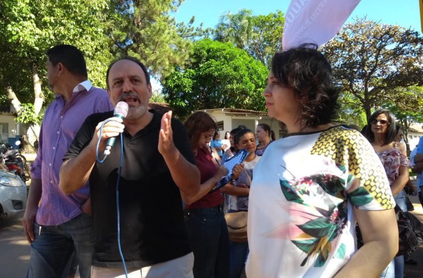Servidores de Senador Canedo prometem greve para janeiro caso as negociações não avancem