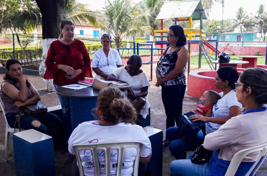 Agentes de Saúde de Itumbiara denunciam acúmulo de função