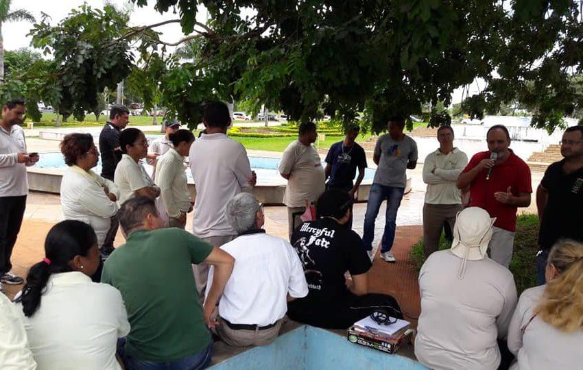 Goiânia: agentes se reúnem com secretária de saúde para discutir plano de carreira