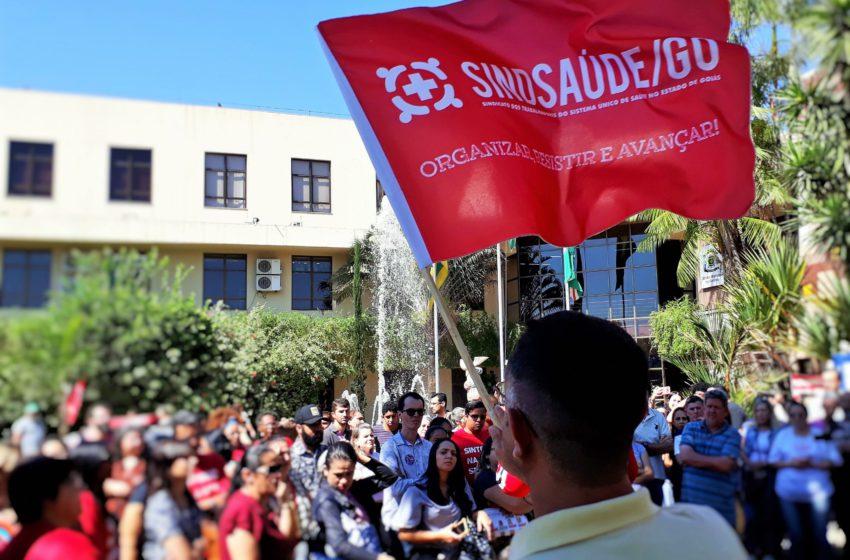 Goiânia: progressão será pauta de assembleia no próximo dia 21