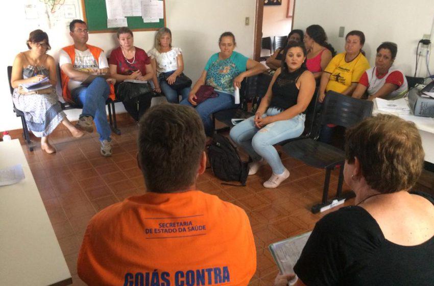 ORIZONA: SECRETARIA MUNICIPAL DE SAÚDE SE COMPROMETE COM OS SERVIDORES