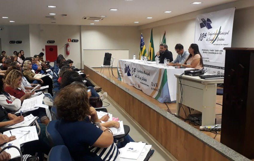 """Etapa municipal da Conferência de Saúde aprova """"Carta de Goiânia"""""""