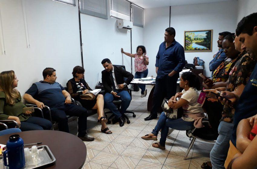 Senador Canedo: prefeitura apresenta contraproposta de negociação