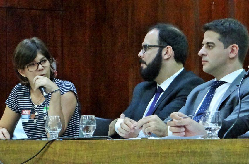 Durante audiência pública, Sindsaúde defende mais servidores concursados nos hospitais estaduais