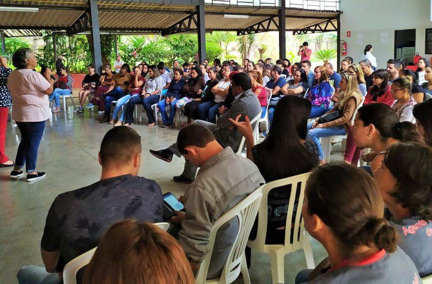 Aparecida de Goiânia: Em Assembleia, servidores votam pelo cumprimento das gratificações