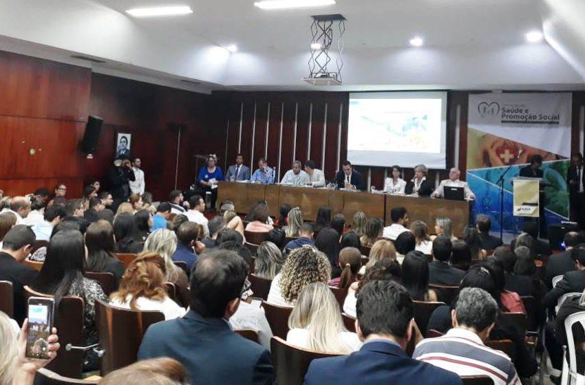 Sindsaúde participa de audiência sobre regulação de vagas na saúde pública