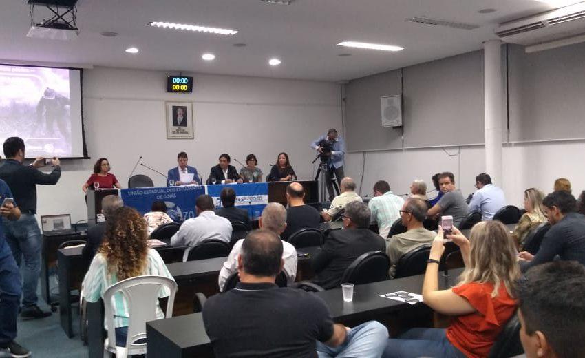Sindsaúde participa de audiência pública sobre Reforma da Previdência