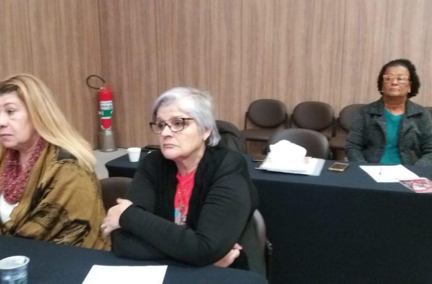 Sindsaúde e a Confederação dos Trabalhadores discutem seguridade social