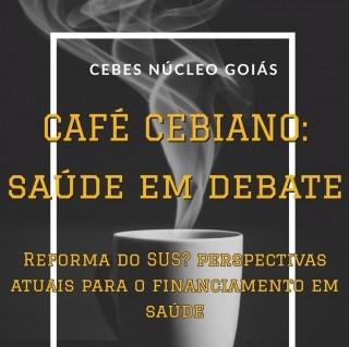2º Café no Centro Brasileiro de Estudos de Saúde – CEBES