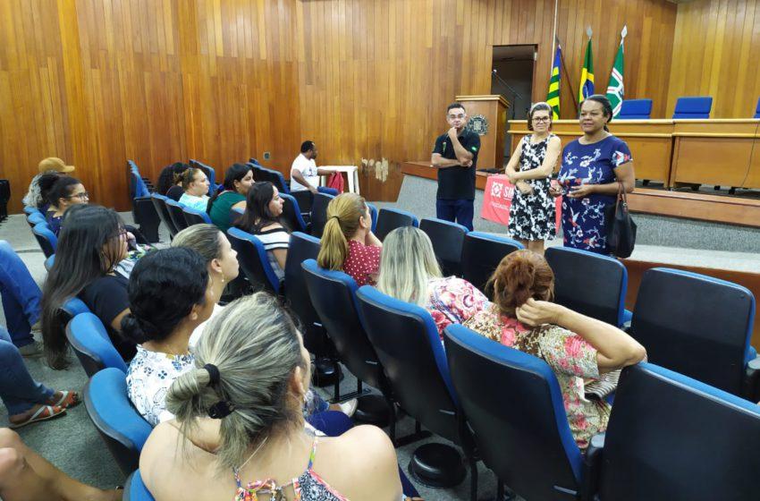 Sindsaúde irá ao MPT para garantir condições de trabalho aos agentes de saúde de Goiânia