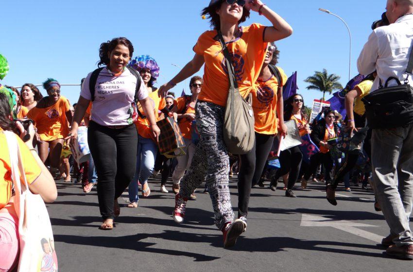 Goianas terão transporte gratuito para a Marcha das Margaridas