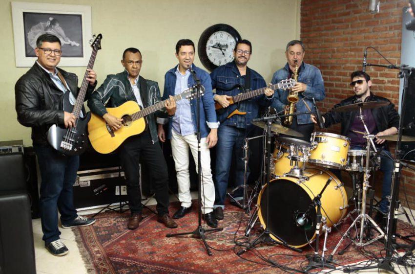 "Banda ""Coroas de Jaqueta"" está confirmada para a festa da saúde neste domingo (18)"