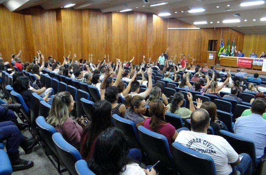 Sindsaúde realiza assembleia extraordinária nesta quarta-feira (11)
