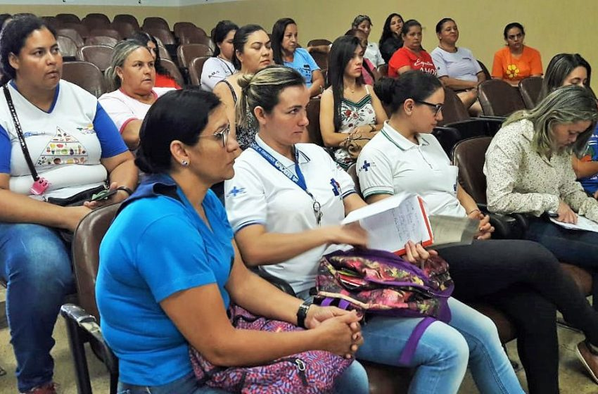 Trabalhadores da saúde de Morrinhos recebem assessoria jurídica
