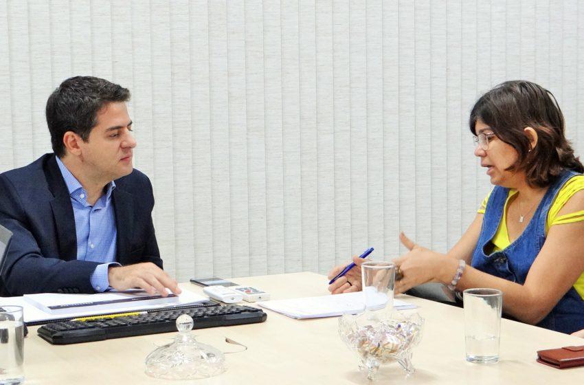 ESTADO: pauta da saúde é tema de reunião com secretário