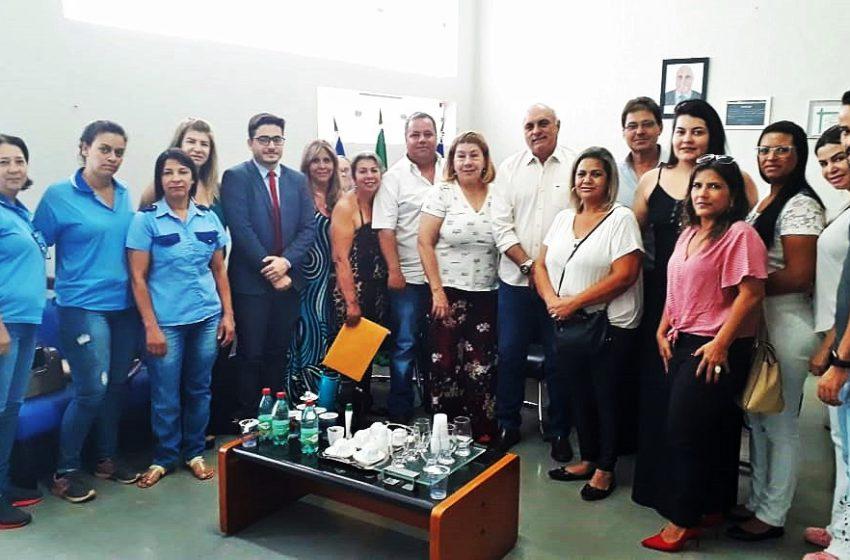 VALORIZAÇÃO: trabalhadores da saúde de Goiatuba estão mais próximos do plano de carreira