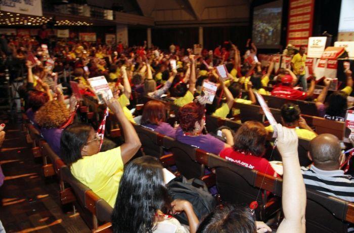 13º Congresso da CUT define estratégias contra os ataques aos direitos trabalhistas