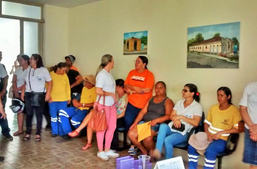 Servidores da saúde de Itapuranga se mobilizam contra mudanças na gratificação de insalubridade