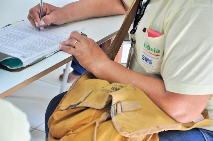 GOIÂNIA: agente de endemia recebe R$ 8 mil referente a diferenças salariais do piso