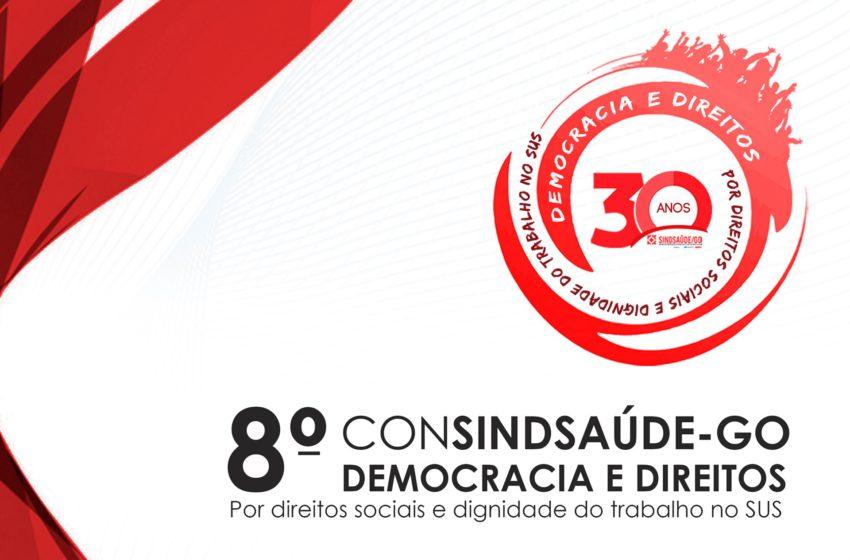 8º Congresso do Sindsaúde vai pautar direitos sociais e dignidade no SUS