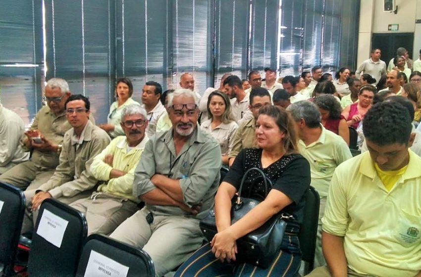 AVANÇO! Prefeitura de Goiânia envia à Câmara projeto do novo piso salarial dos ACS e ACE