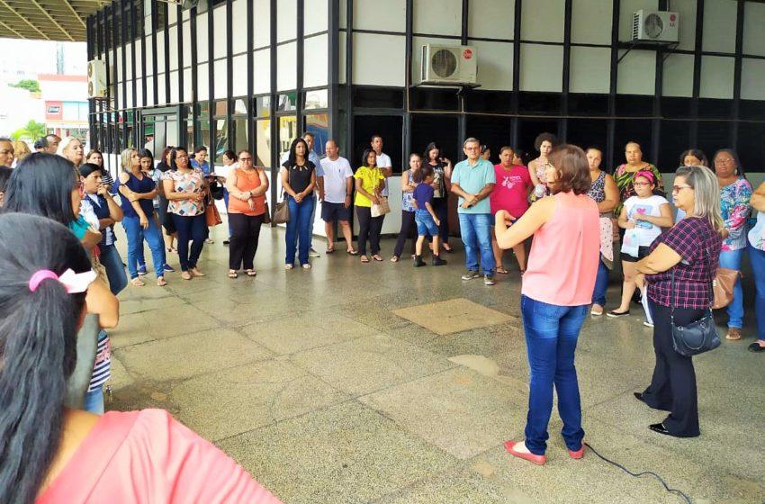 ANÁPOLIS: servidores da saúde se mobilizam e agendam nova assembleia