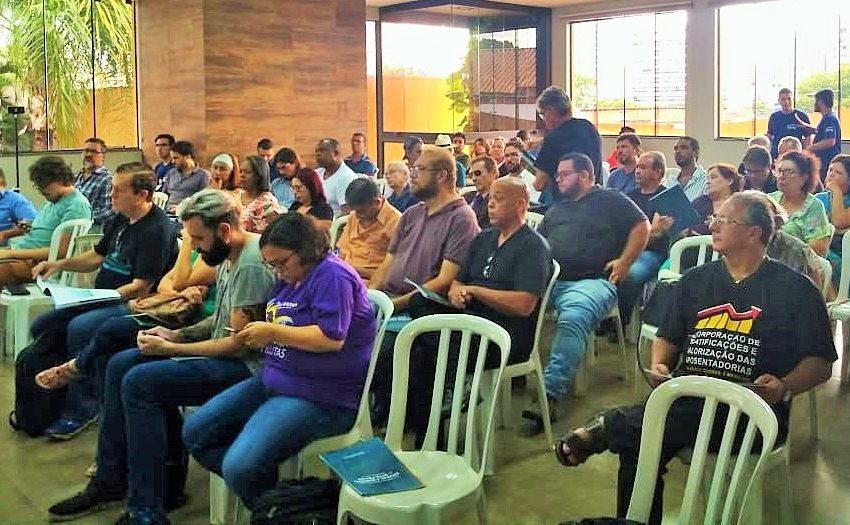 Entidades sindicais se unem em defesa dos servidores e dos serviços públicos