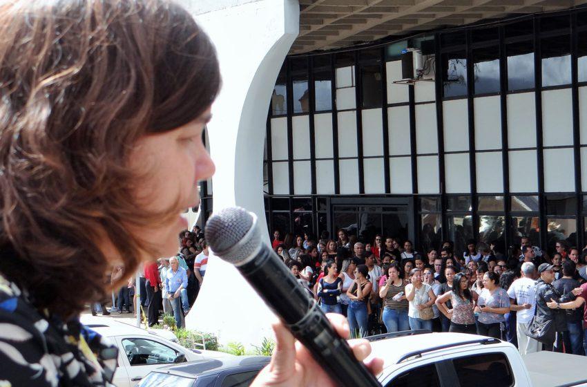 Em Anápolis, Sindsaúde reivindica cumprimento imediato de direitos para a saúde