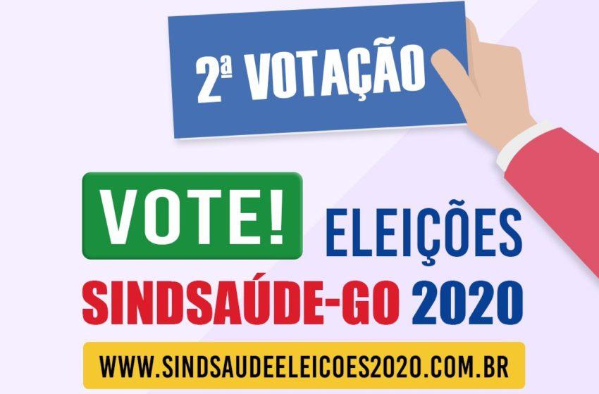 ELEIÇÃO! Cadastro para segunda votação começa nesta quinta (9)