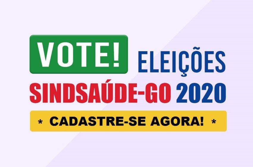 ATENÇÃO! Ainda dá tempo de fazer o seu cadastro para votar!