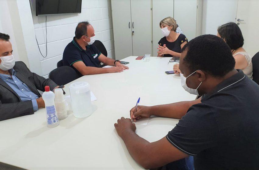 Implantação da comissão local de trabalho avança no Hugo