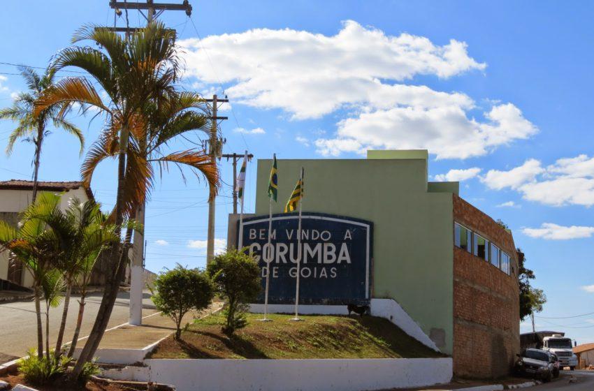 O Sindsaúde se reúne com trabalhador@es da saúde em Corumbá de Goiás