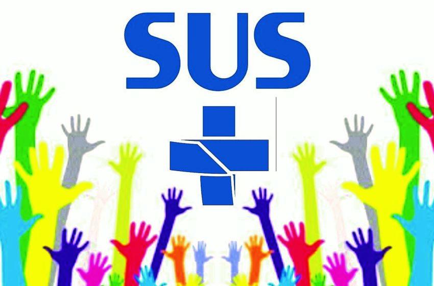 O Sistema Único de Saúde (SUS) é direito de todos (as), lute por ele