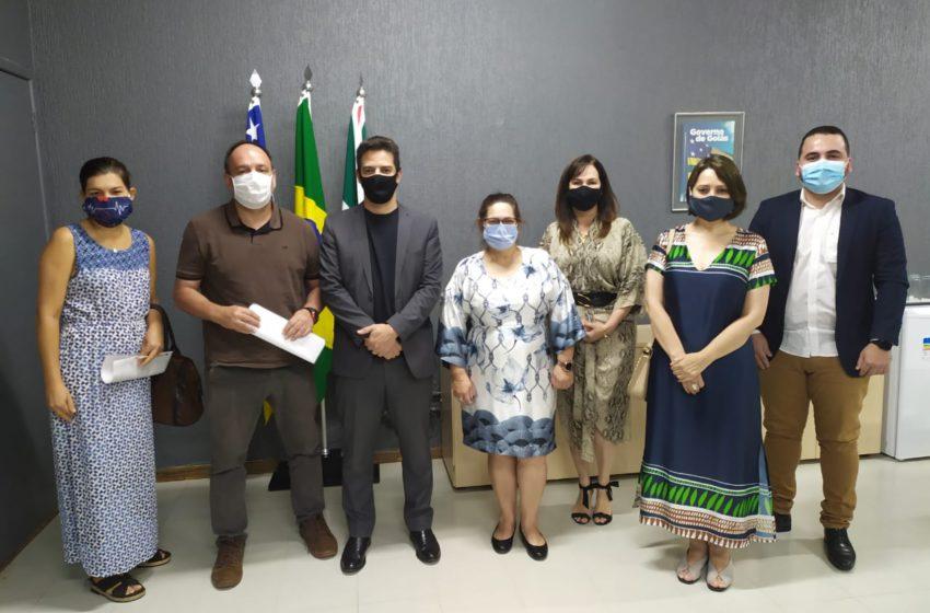 ESTADO: Sindsaúde leva pautas da saúde ao secretário Ismael Alexandrino