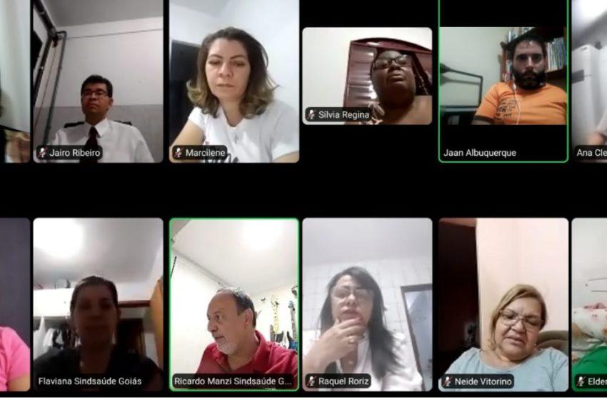 Servidores de Anápolis rejeitam proposta da prefeitura para testagem