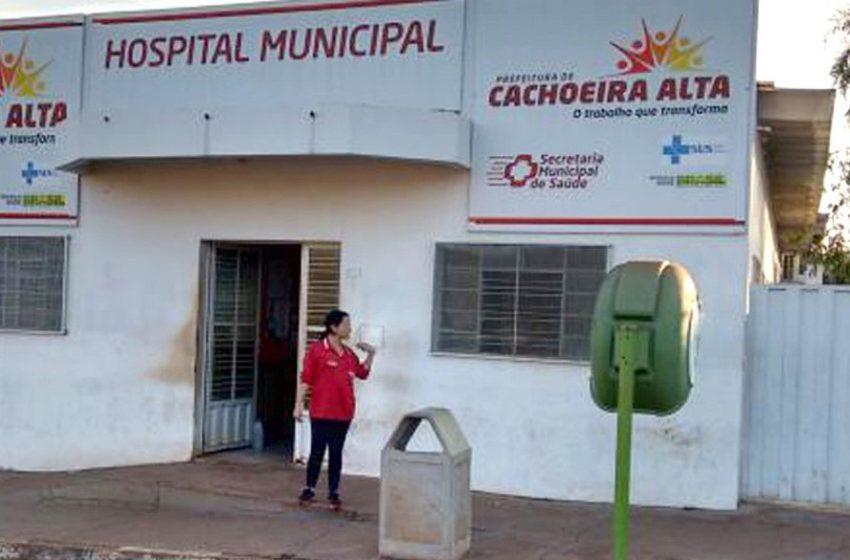 Após ação do Sindsaúde, Justiça manda município de Cachoeira Alta pagar adicional de insalubridade acumulado